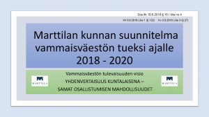 kuva_suunnitelma-vammaisvaestolle-2018-2020